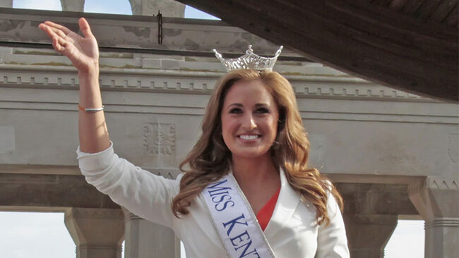 The 2015 Miss America Arrival Ceremony