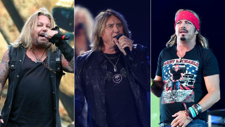 Motley Crue, Def Leppard, Poison Add More Dates To 2020 Stadium Tour