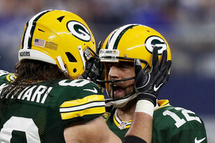 Aaron Rodgers, David Bakhtiari selected to Pro Bowl