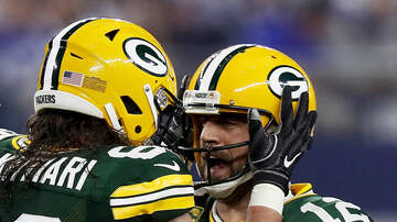 Packers - Aaron Rodgers, David Bakhtiari selected to Pro Bowl