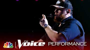 Lindsey Marie - WATCH: Luke Combs Performs on 'The Voice'