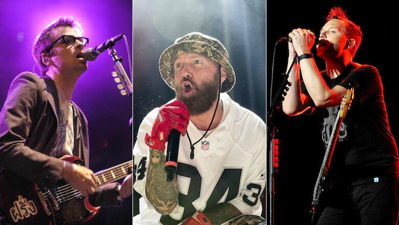 Blink-182, Weezer And Limp Bizkit Are Headlining Inkcarceration 2020