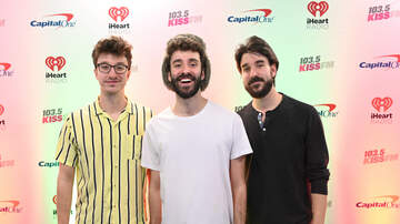 Jingle Ball - AJR Meet & Greet Photos