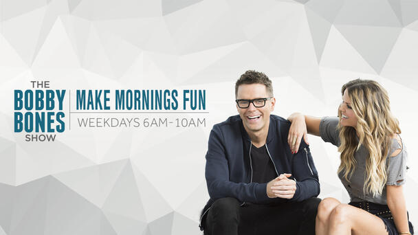Don't Miss the Bobby Bones Show on Q104.1!!