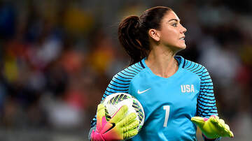 Sisanie - Congratulations, Hope Solo! The Soccer Star Is Expecting Twins
