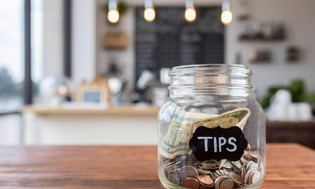 image for The Pros and Cons of Leaving a Tip