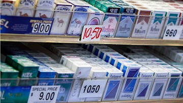 Politics - Congress Passes Bill Raising The Age To Buy Cigarettes To 21