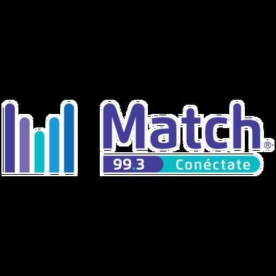Match 99.3 Ciudad de México logo
