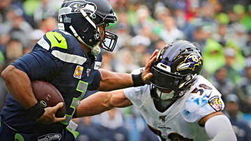 The Doug Gottlieb Show - Lamar Jackson is Offensive Player of the Year, Russell Wilson is MVP