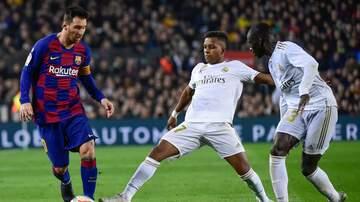 El Chamo - El Madrid fue superior y sin embargo el Barca sigue líder.