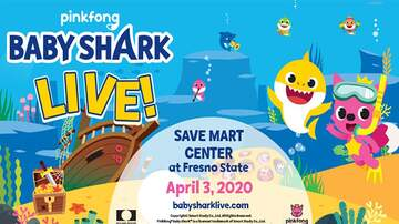 image for Baby Shark Live! At The Save Mart Center