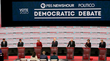 Politics - Seven Democrats Face Off in Los Angeles For Final Debate of 2019