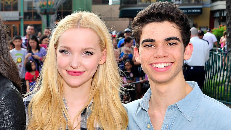 Dove Cameron's New Tattoo Pays Tribute To Late Cameron Boyce: See It Now
