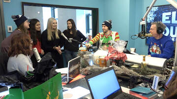 Elvis Duran - Elvis Duran Surprises Interns Inviting Them Back Next Year