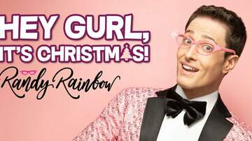 Kyle McMahon Blog - Randy Rainbow Talks His New #1 Christmas Album