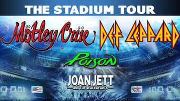 None - Def Leppard & Motley Crue with Special Guests at FirstEnergy Stadium