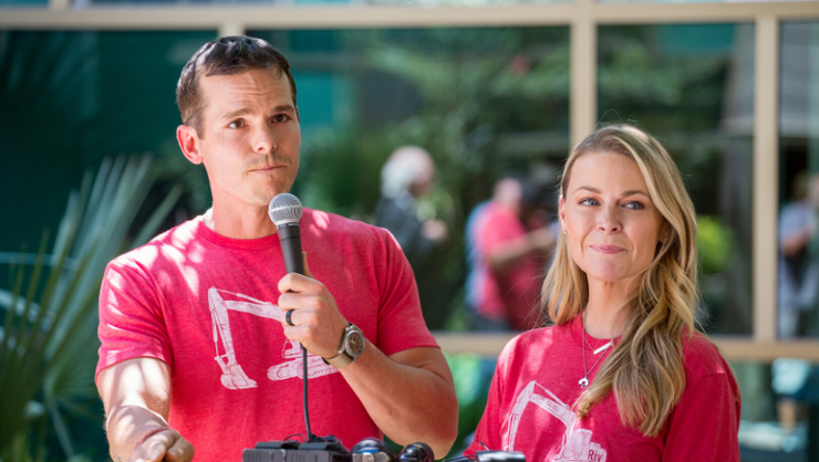 Granger Smith And Wife Amber Launch River Kelly Fund In Late Son's Memory