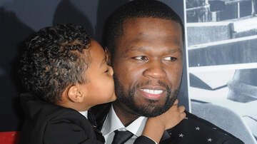 Holidays - 50 Cent Rents Out Toys 'R' Us For Son's Private Christmas Shopping Spree