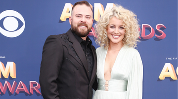 Women of iHeartCountry - Cam And Husband Adam Weaver Welcome Baby Girl