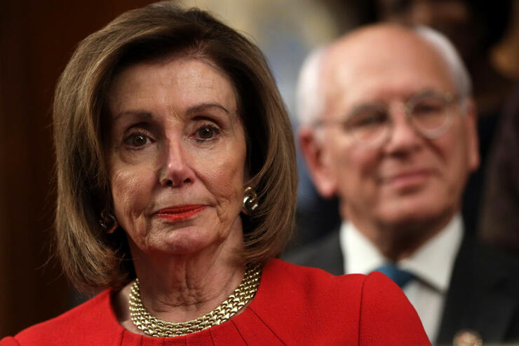 """House Democrats Hold Press Event Highlighting First Year Of """"For The People"""" Accomplishments"""