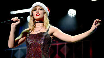 Holidays - Taylor Swift Drops Video Montage Of Her Creating 'Christmas Tree Farm'