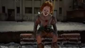 Coast to Coast AM with George Noory - Creepy Clown Irks Authorities in Ukraine