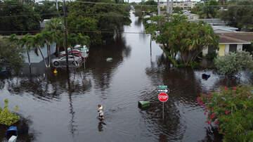 El Chamo - Ayer casi me inundo con carro y todo en las lluvias de Miami.