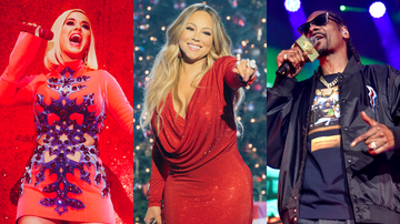 Holidays - Mariah Carey's 'All I Want For Christmas Is You' Gets Star-Studded Tribute