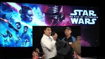 Trending - Angry 'Star Wars' Fan Loses It In Theater When Someone Checks Their Phone