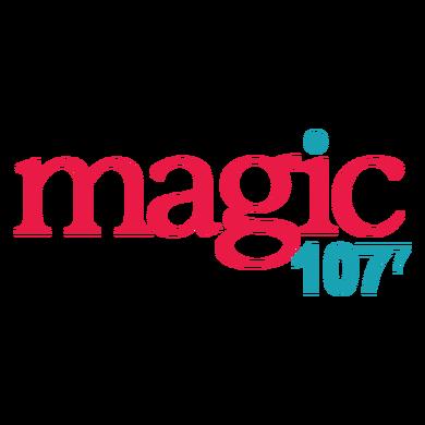 Magic 107.7 Orlando logo