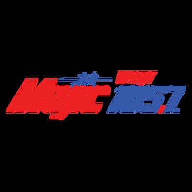 Majic 105.7 logo