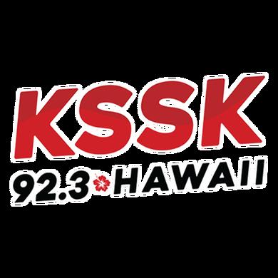92.3 KSSK logo