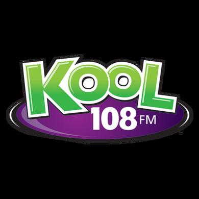 Kool 108 logo