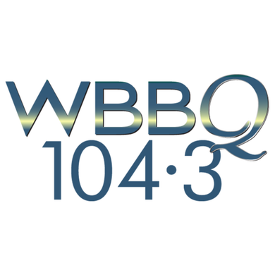 104.3 WBBQ logo