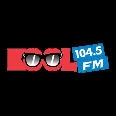KOOL 104.5 logo