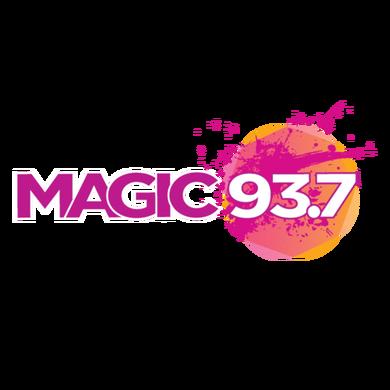 Magic 93.7 logo
