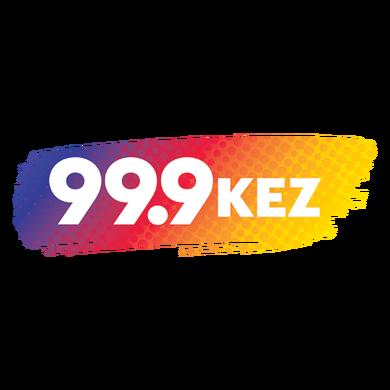 99.9 KEZ logo