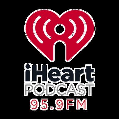 iHeartPodcast 95.9 logo
