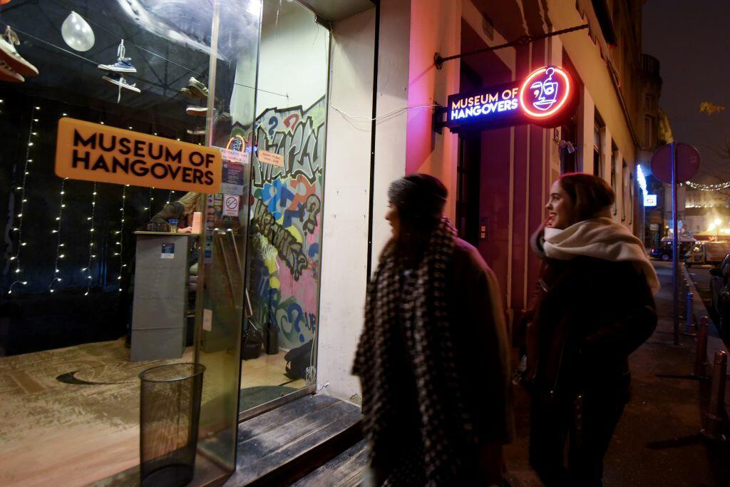 """""""Museum of Hangovers"""" Opens in Croatia   Z-98"""
