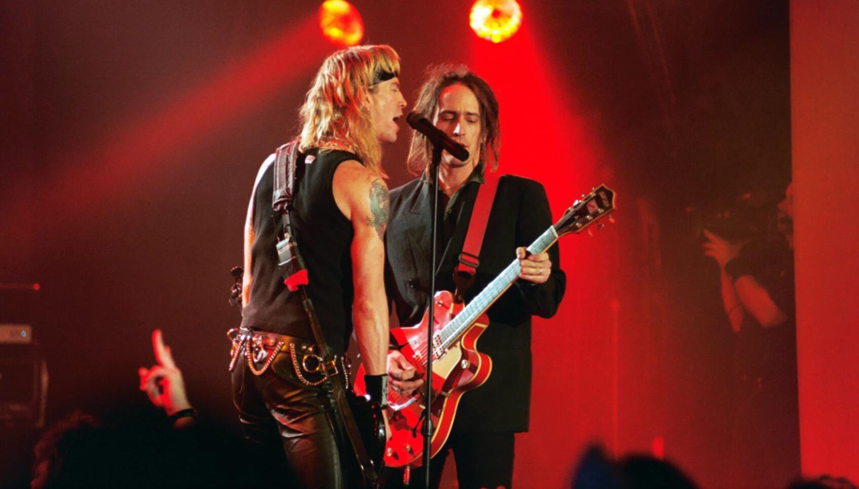Duff Mckagan Says GNR Reunion Ultimately Didn't Appeal To Izzy Stradlin