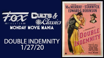 None - Cults & Classics: Double Indemnity!