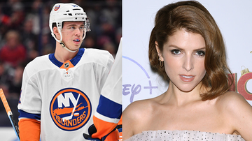 Sports Top Stories - NHL Player Shoots His Shot At Anna Kendrick, Fails, Gets Help From Twitter