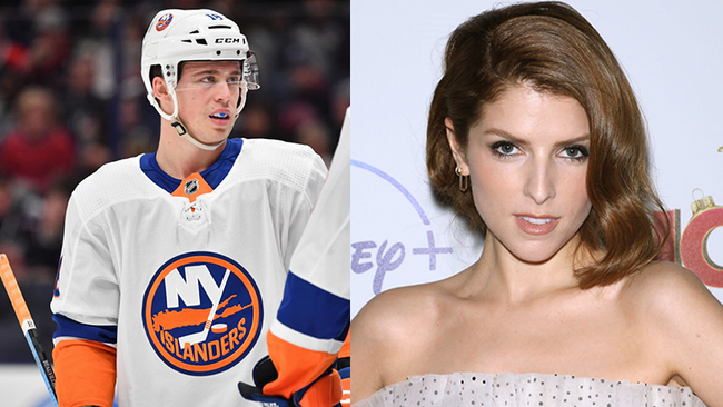 NHL Player Shoots His Shot At Anna Kendrick, Fails, Gets Help From Twitter