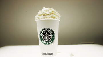 Hannah - Starbucks is giving away free coffee through the end of the year
