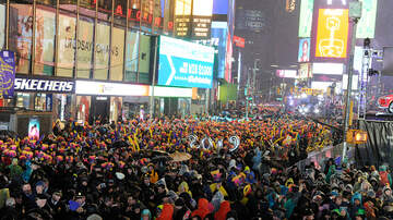 Dave Styles - Did You Know There Are No Portable Toilets In Times Square For NYE?