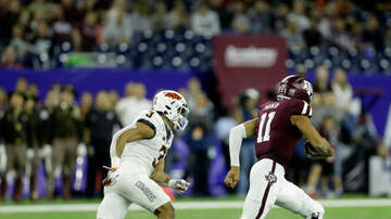 None - Cowboys Start Fast Then Fade In Loss To A&M