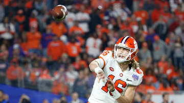 In The Zone - @johns_tailgate Likes Draft Prospects of Trevor Lawrence Over Joe Burrow