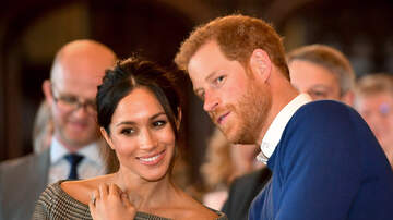 image for How Prince Harry Helped Meghan Markle While She Recorded Disney Voice-Over