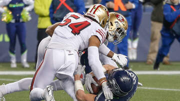 Seattle Seahawks - Takeaways from Seahawks 26-21 loss to the 49ers, will travel to face Eagles