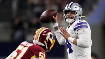 image for Cowboys Hammer Redskins, But Miss Playoffs